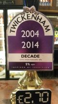 Twickenham Decade