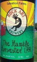 Rock Art Humble Harvester