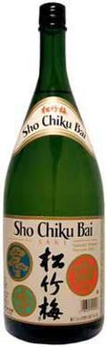 Sho Chiku Bai (Pine Bamboo Plum) Classic Sake