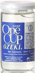 Ozeki (Champion) One Cup Sake