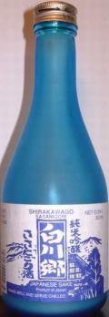 Shirakawago Sasanigori Sake