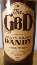 The Dandy Golden Brown Dandy (GBD)