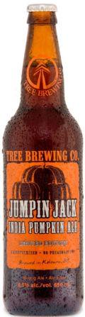 Tree Jumpin Jack India Pumpkin Ale (IPA)