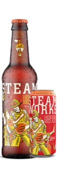 Steamworks Heroica Red Ale
