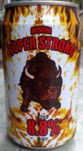 Bison Super Strong (XXXtra Strong Lager)