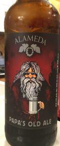 Alameda Papa's Old Ale