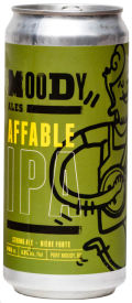 Moody Ales Affable IPA