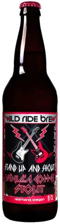 Wild Ride Stand Up and Shout Stout