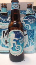 Magic Hat Snow Roller Hoppy Brown Ale