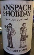 Anspach & Hobday The Stout Porter