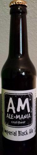 Ale Mania Imperial Black Ale