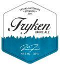 Fryken Havre Ale