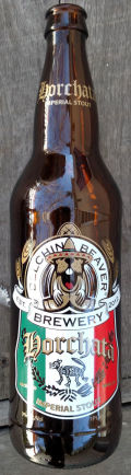 Belching Beaver Horchata Imperial Stout