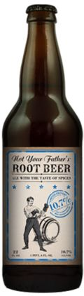 Small Town Not Your Father's Root Beer (10.7%)