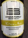 Urban Family Citron Noir
