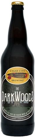 Cigar City The Dark Woods - 2014 (Imperial Porter)