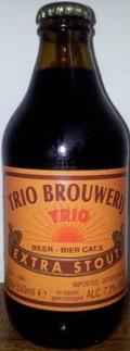 Trio Brouwerij Extra Stout