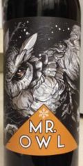 Seventh Son Mr. Owl Double India Brown Ale