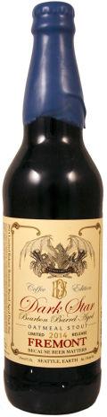 Fremont Dark Star - Bourbon Barrel Coffee Edition