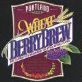 Portland Brewing WheatBerry Brew