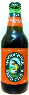 Woodchuck Dark and Dry 802 Draft Cider