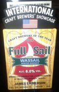Full Sail / Wadworth  Wassail