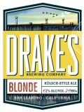 Drakes Blonde Ale