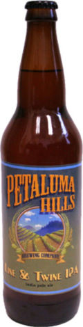 Petaluma Hills Line & Twine IPA