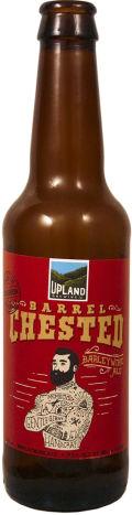 Upland Barrel Chested Barleywine Ale
