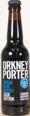 Swannay Barrel Aged Orkney Porter (Isle of Arran)
