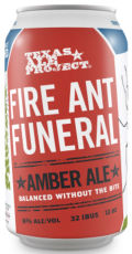 Texas Ale Project Fire Ant Funeral