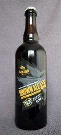 Mazák 12° Brown Ale