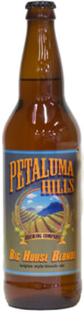 Petaluma Hills Big House Blonde