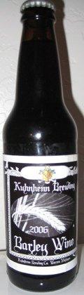 Kuhnhenn Big N Bold Barley Wine