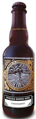 Almanac Tequila Barrel Noir