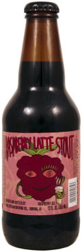 Millstream Raspberry Latte Stout