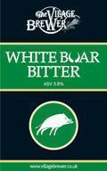 Village Brewer White Boar Bitter (Cask)