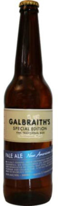Galbraith's Special Edition New American Style Pale Ale