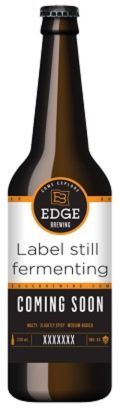 Edge Brewing First Crack Experimental