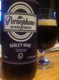 Persephone Barley Wine