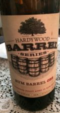 Hardywood Rum Barrel GBS
