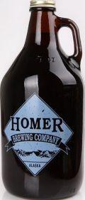 Homer Odyssey Oatmeal Stout