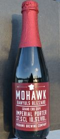 Mohawk Banyuls BA Blizzard
