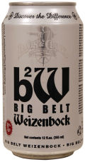 Lewis and Clark Big Belt Weizenbock