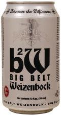 Lewis and Clark Big Belt Weizenbock