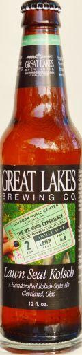 Great Lakes Lawn Seat Kölsch
