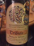 Renaissance Tribute Barley Wine (2013 & Onwards)