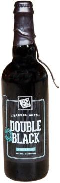 Bent Paddle Barrel Aged Double Black