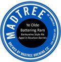 MadTree Bourbon Barrel Aged Olde Battering Ram