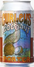 Chandeleur Curlew's Toasted Coconut Porter